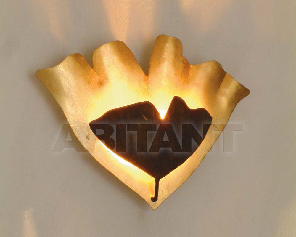 Купить Светильник настенный GINKGO  Holländer 2014 300 K 1370