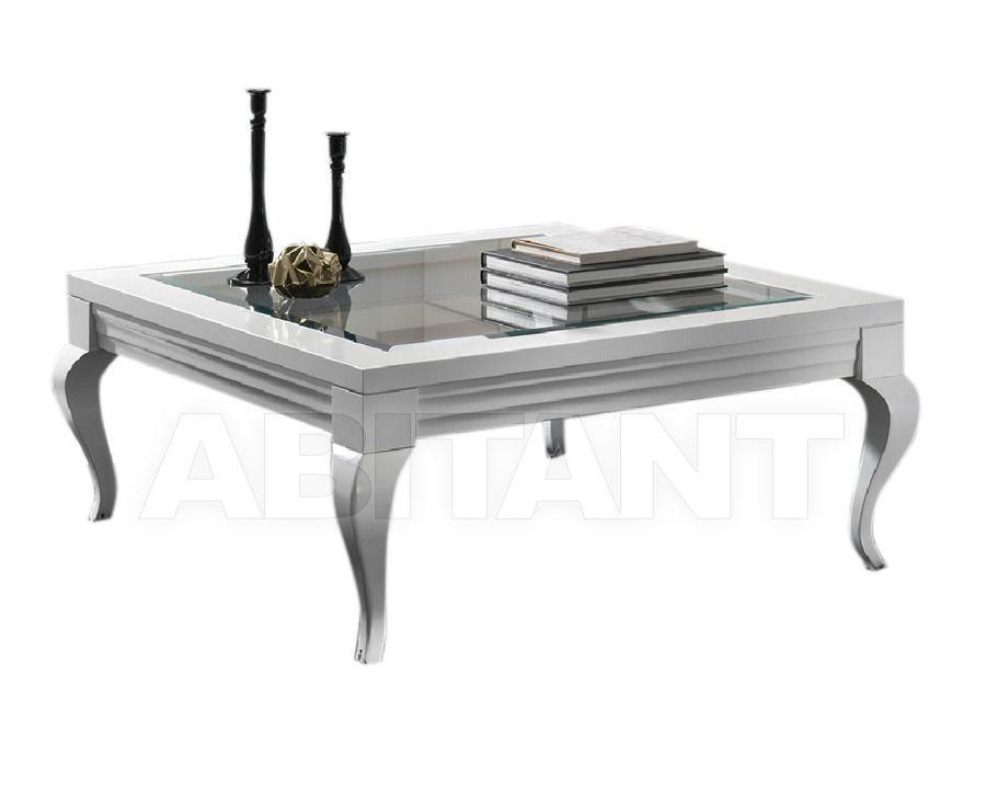 Купить Столик журнальный Monrabal Chirivella  S.L. Penelope 05040583 BLANCO