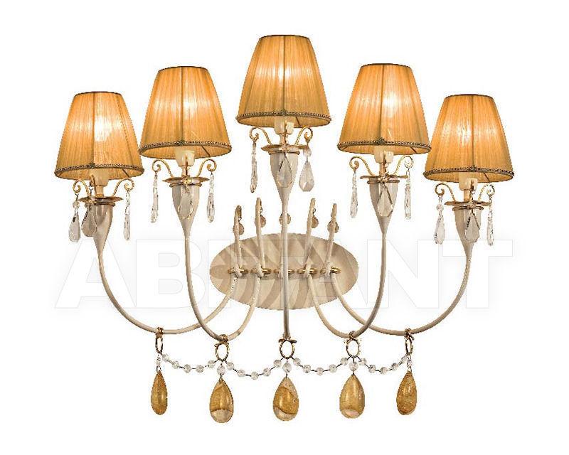 Купить Бра Lamp International srl Classic Collections 5204/CR