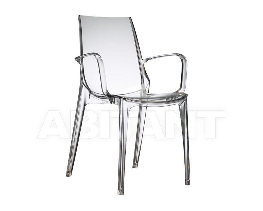 Купить Стул с подлокотниками Scab Design / Scab Giardino S.p.a. Marzo 2654 100
