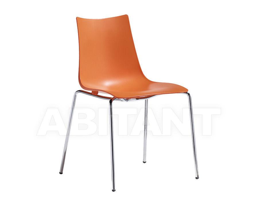 Купить Стул ZEBRA TECHNOPOLYMER Scab Design / Scab Giardino S.p.a. Marzo 2615 30
