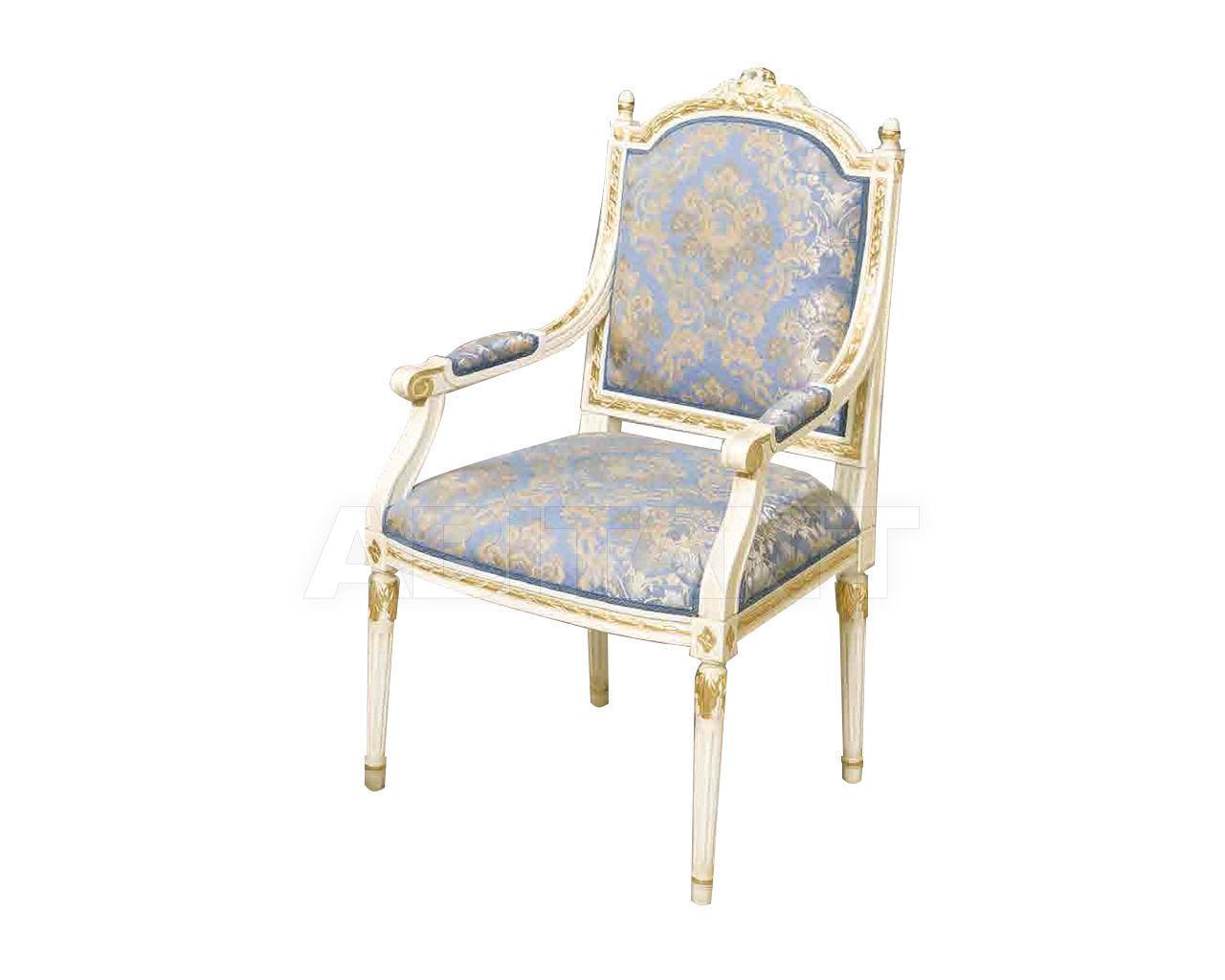 Купить Стул с подлокотниками Stil Salotti di Origgi Luigi e Figli s.n.c. 2013 G 4204 Armchair