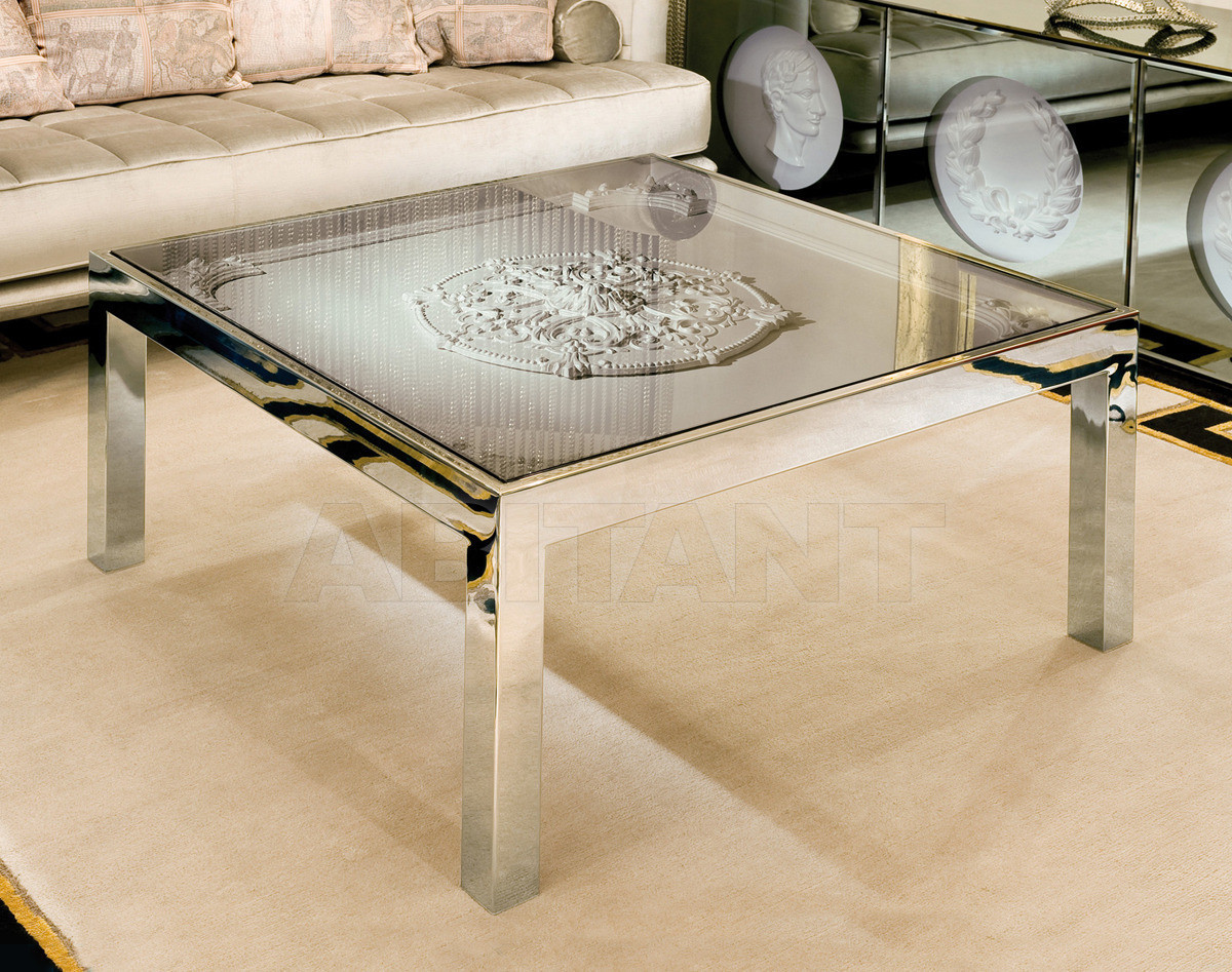 Купить Столик журнальный Ipe Cavalli (Visionnaire) Visionnaire PRISCO_LOW_TABLE