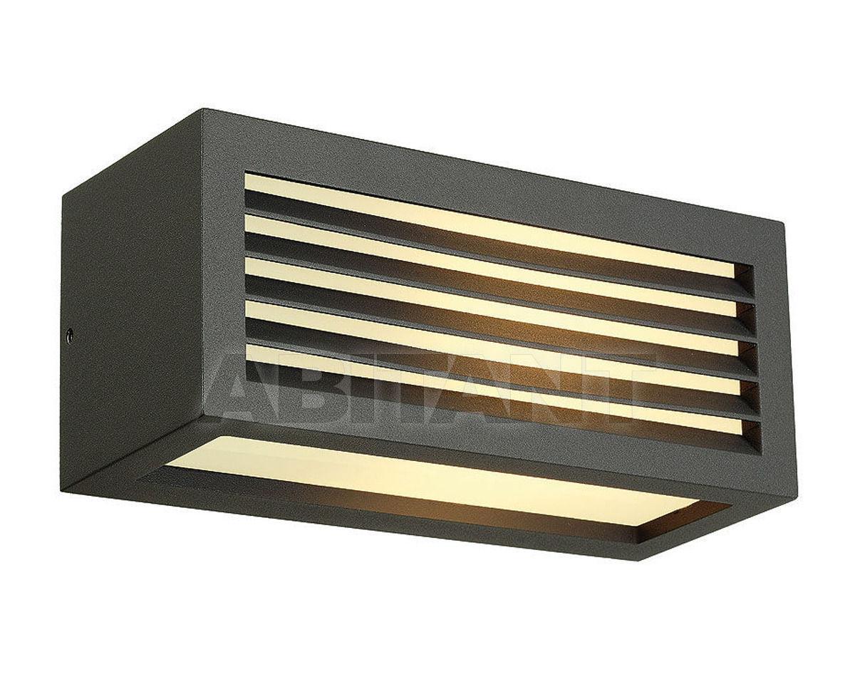 Купить Фасадный светильник Box-L SLV Elektronik  2013 232495