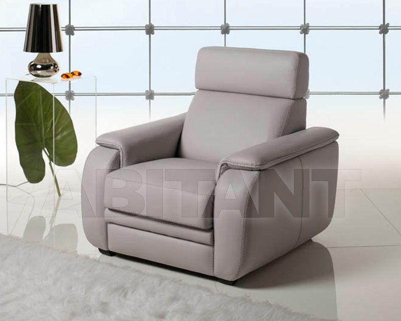 Купить Кресло Gorini S.R.L.  Poltrone e divani Relax / Home Cinema ROSSINI MIX 053