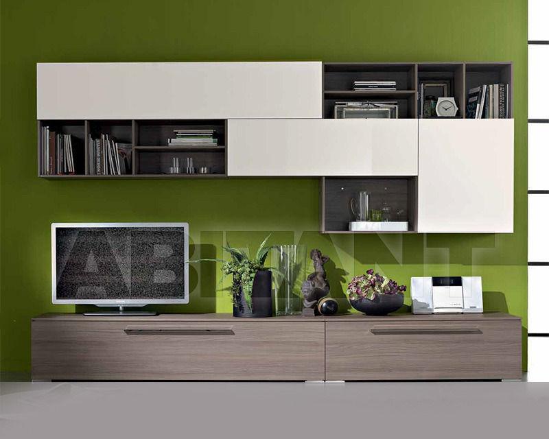 Композиция белая Imab Group S.p.A. QVL014 , каталог корпусной мебели ...