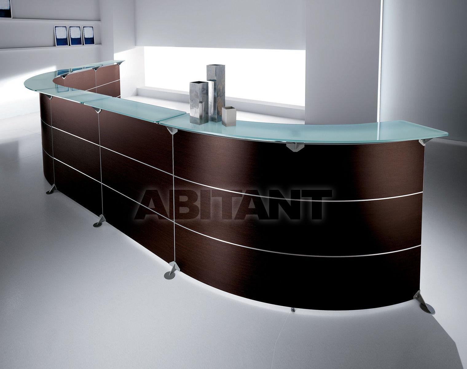 Купить Стойка-ресепшн Della Rovere Office & Contract SRL Segno DE022