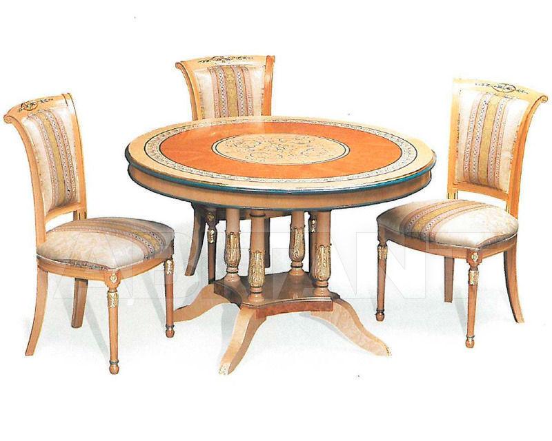 Купить Стол обеденный Franco Monzio Mosaic 40 T 1