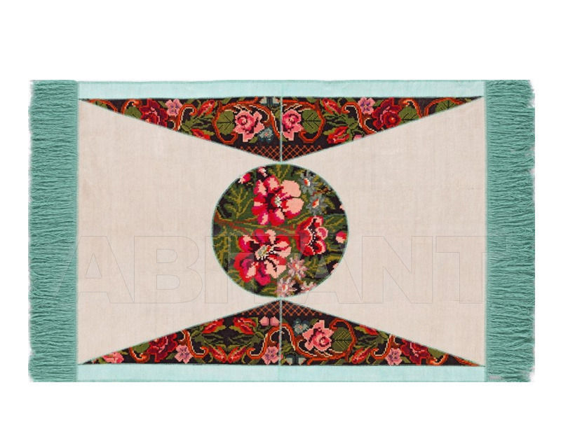 Купить Лоскутный ковер Sitap Società Italiana Tappeti S.p.A. Italian Design 2015 DA VINCI FLOWER 81142