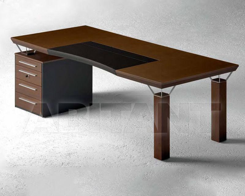Купить Стол письменный QUADRA Mascagni Executive 7423