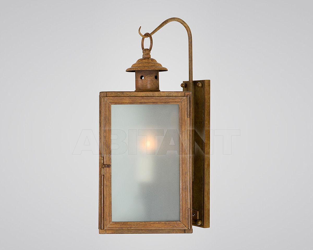 Купить Фасадный светильник Gina Charles Edwards  2014 BR • 280 • SM IP44