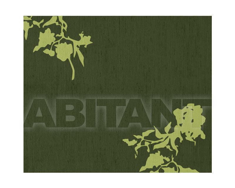 Купить Ковер современный Sahrai Milano Noor Romantic Green