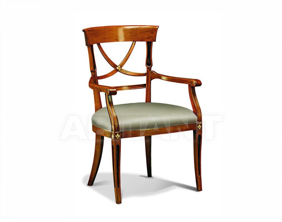 Купить Стул с подлокотниками Francesco Molon Upholstery P209