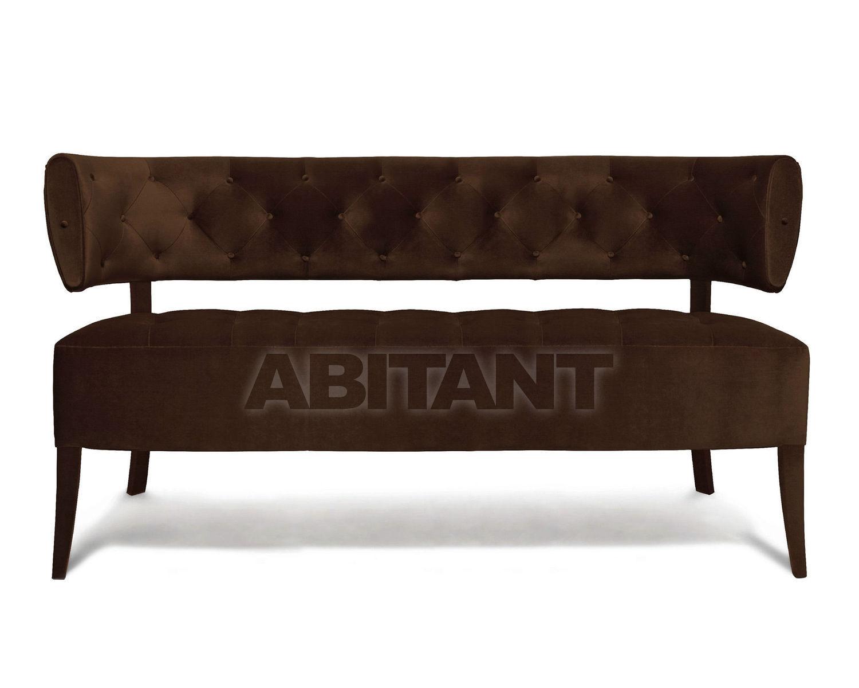 Купить Диван Brabbu by Covet Lounge Upholstery ZULU 2 SEAT SOFA 5