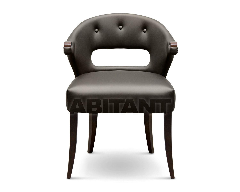 Купить Стул с подлокотниками Brabbu by Covet Lounge Upholstery NANOOK DINING CHAIR 1