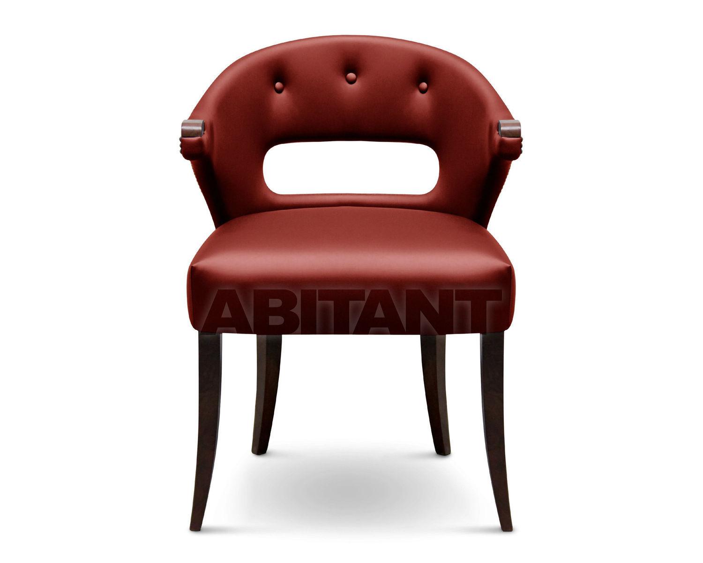 Купить Стул с подлокотниками Brabbu by Covet Lounge Upholstery NANOOK DINING CHAIR 2