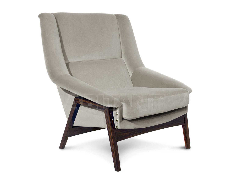 Купить Кресло Brabbu by Covet Lounge Upholstery INCA ARMCHAIR 5