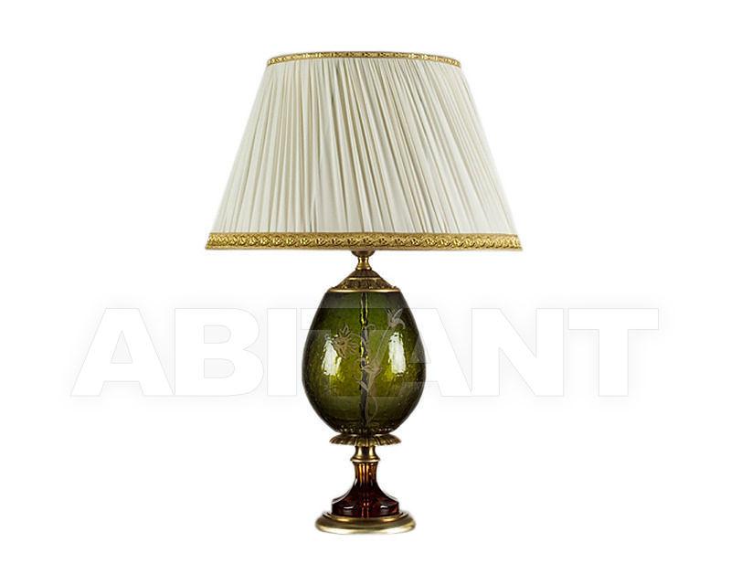 Купить Лампа настольная  Antonio Ciulli e Figlio Verdi 9829