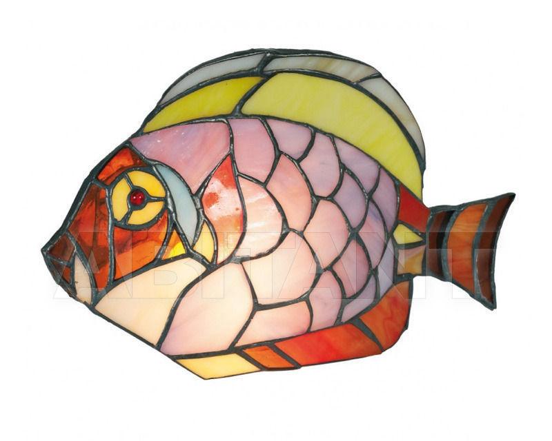 Купить Лампа настольная Artistar Tiffany Y105