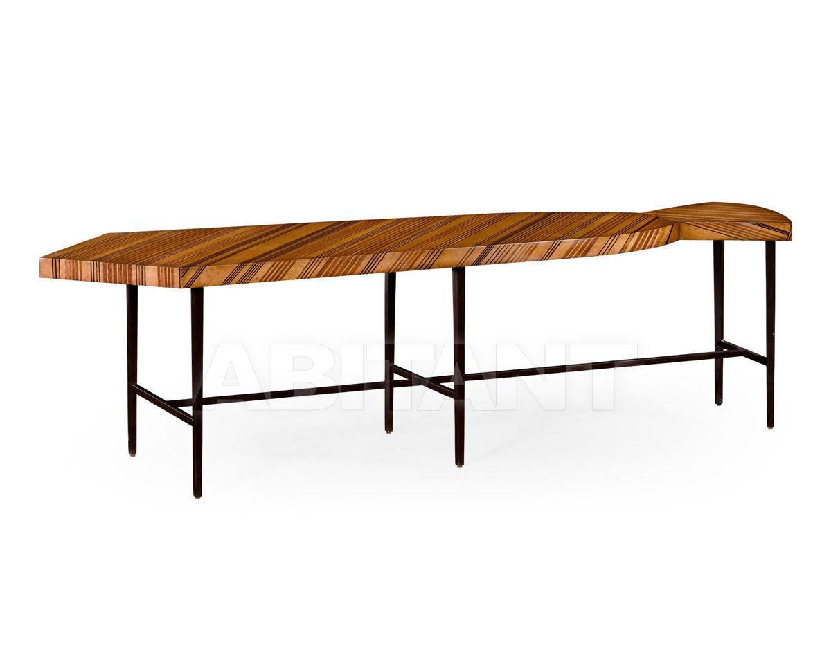 Купить Столик журнальный Satinwood necktie Jonathan Charles Fine Furniture Alexander Julian 494785-SAL