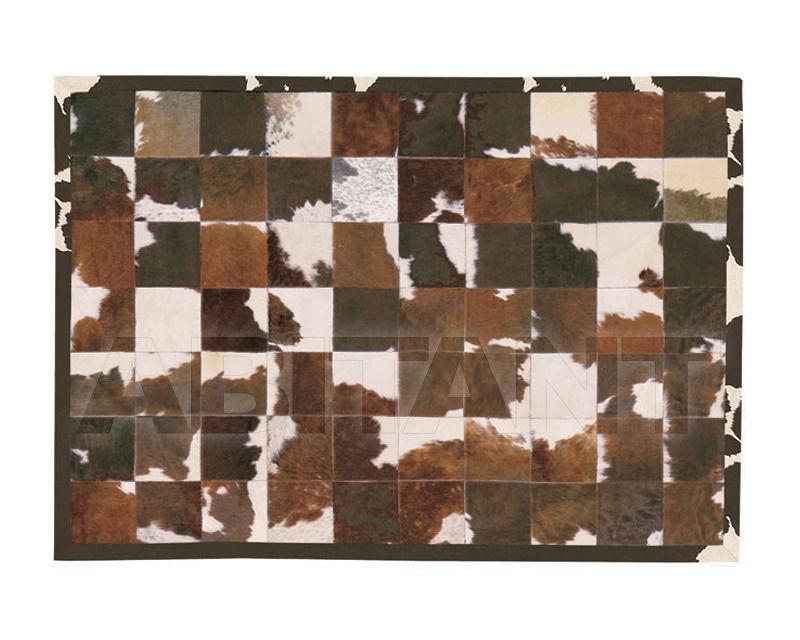 Купить Ковер из шкуры Tisca Italia s.r.l. Aubusson Eldorado 102 b/marrone