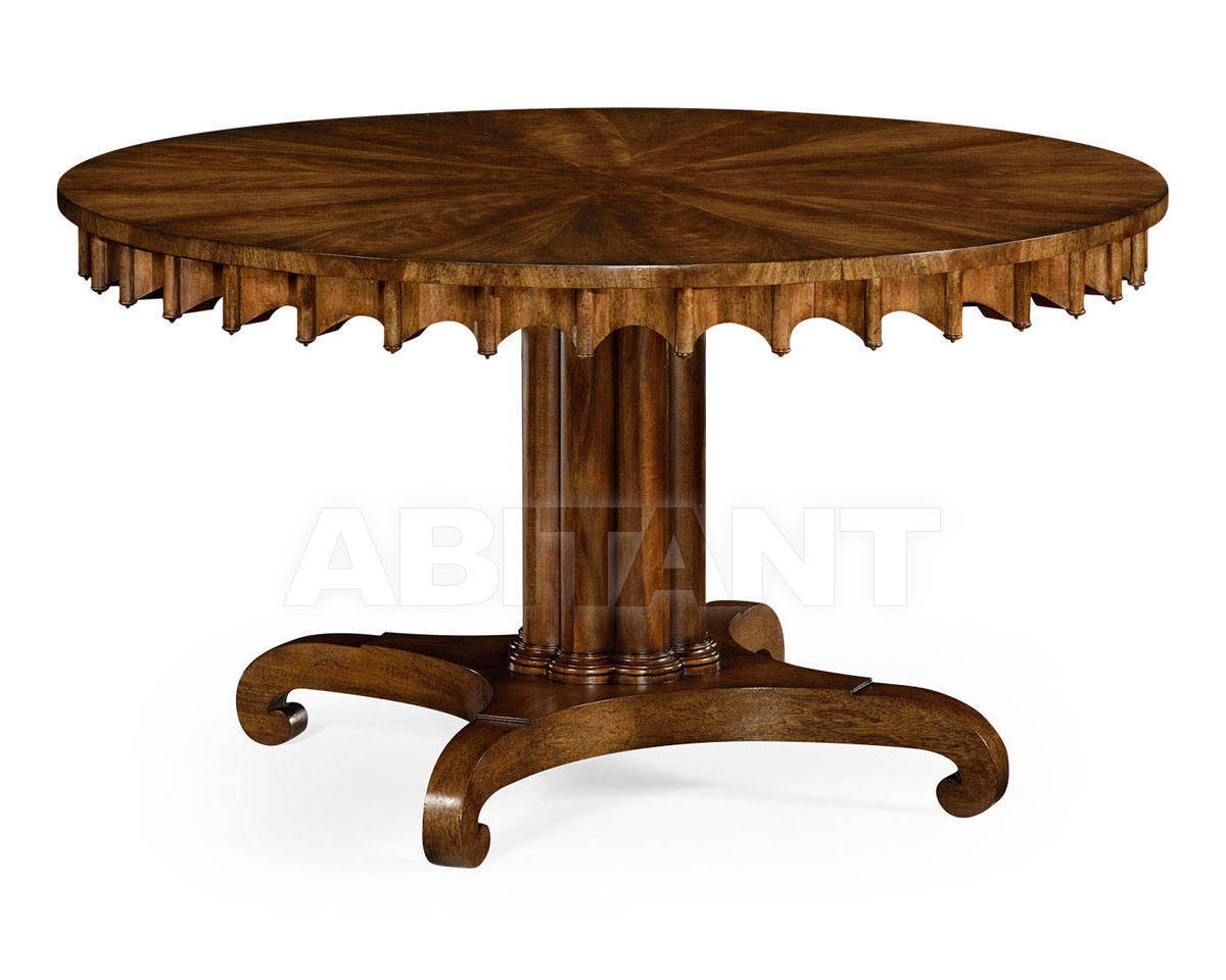 Купить Стол обеденный Longwood Jonathan Charles Fine Furniture William Yeoward 530024-54D-GMA