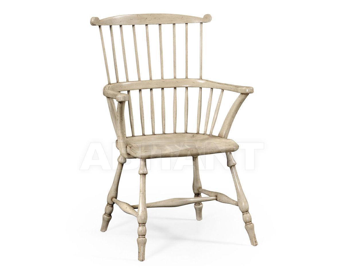 Купить Стул с подлокотниками Windsor Jonathan Charles Fine Furniture Country Farmhouse 492601-AC-PCS