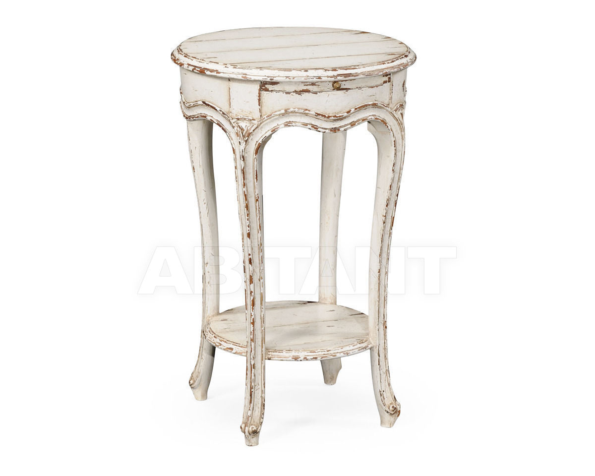 Купить Столик приставной French Jonathan Charles Fine Furniture Country Farmhouse 493954-POW