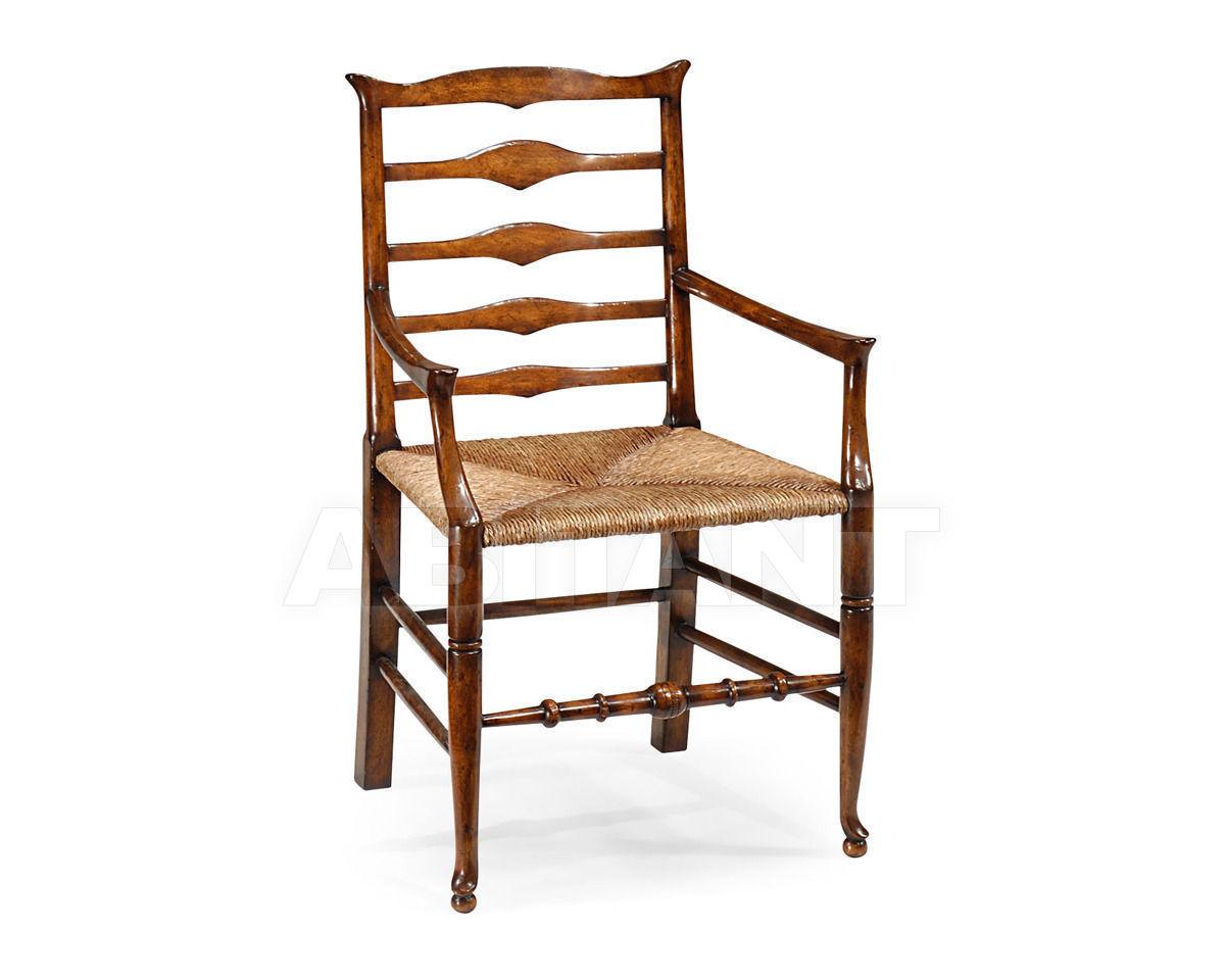 Купить Стул с подлокотниками Jonathan Charles Fine Furniture Country Farmhouse 492300-AC-WAL