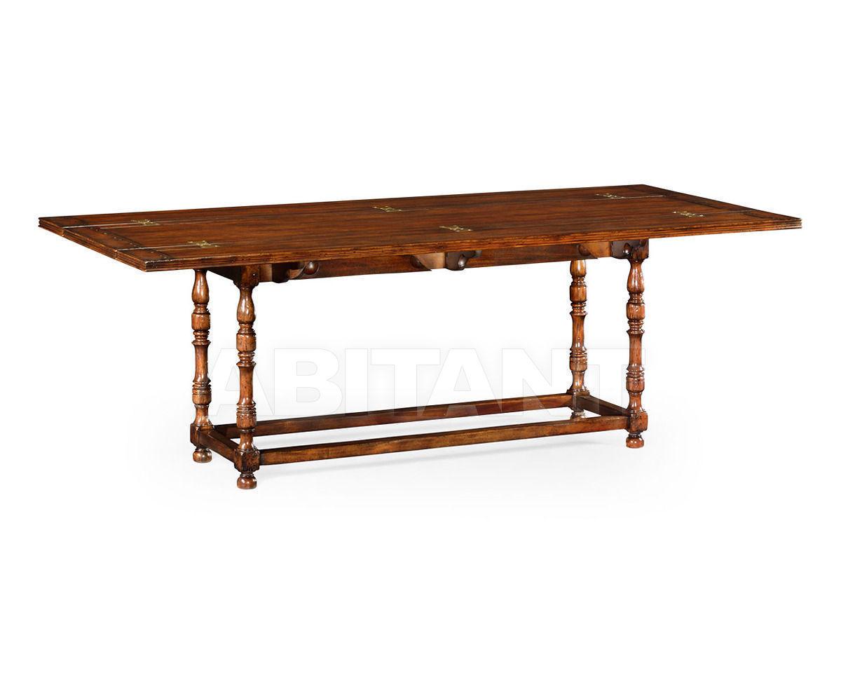 Купить Стол обеденный Jonathan Charles Fine Furniture Country Farmhouse 492095-86L-WAL