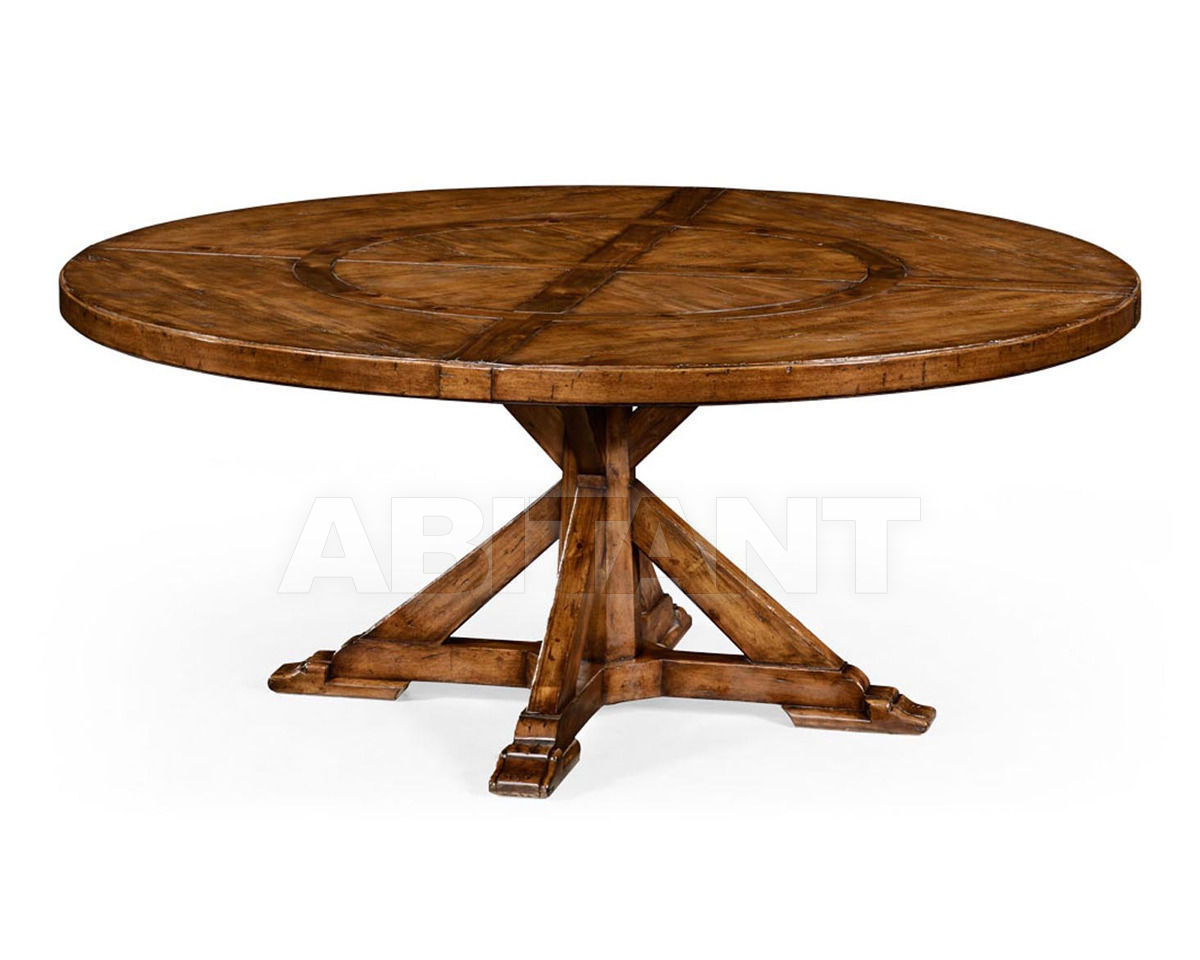 Купить Стол обеденный Country Jonathan Charles Fine Furniture Huntingdon 491101-72D-CFW