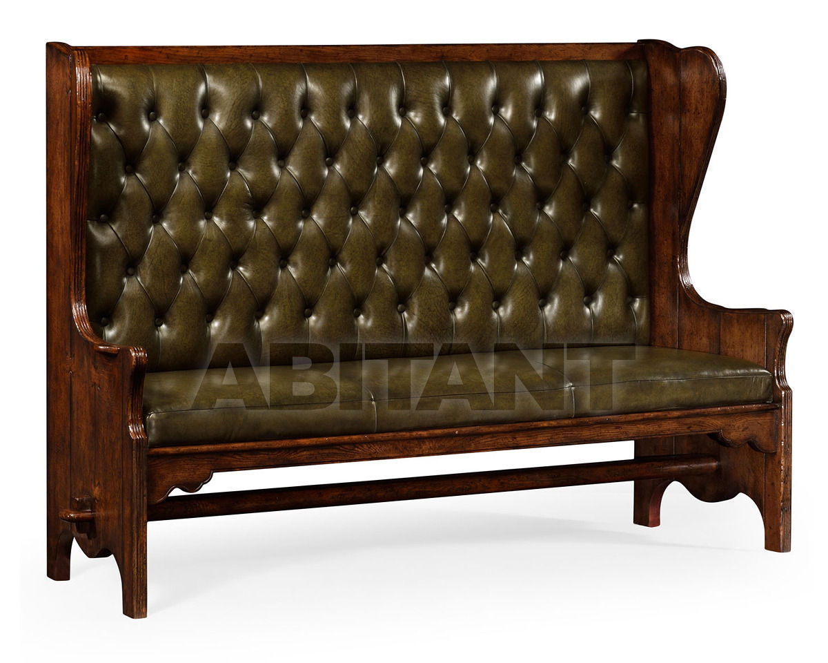Купить Диван Jonathan Charles Fine Furniture Tudor Oak 494438-TDO