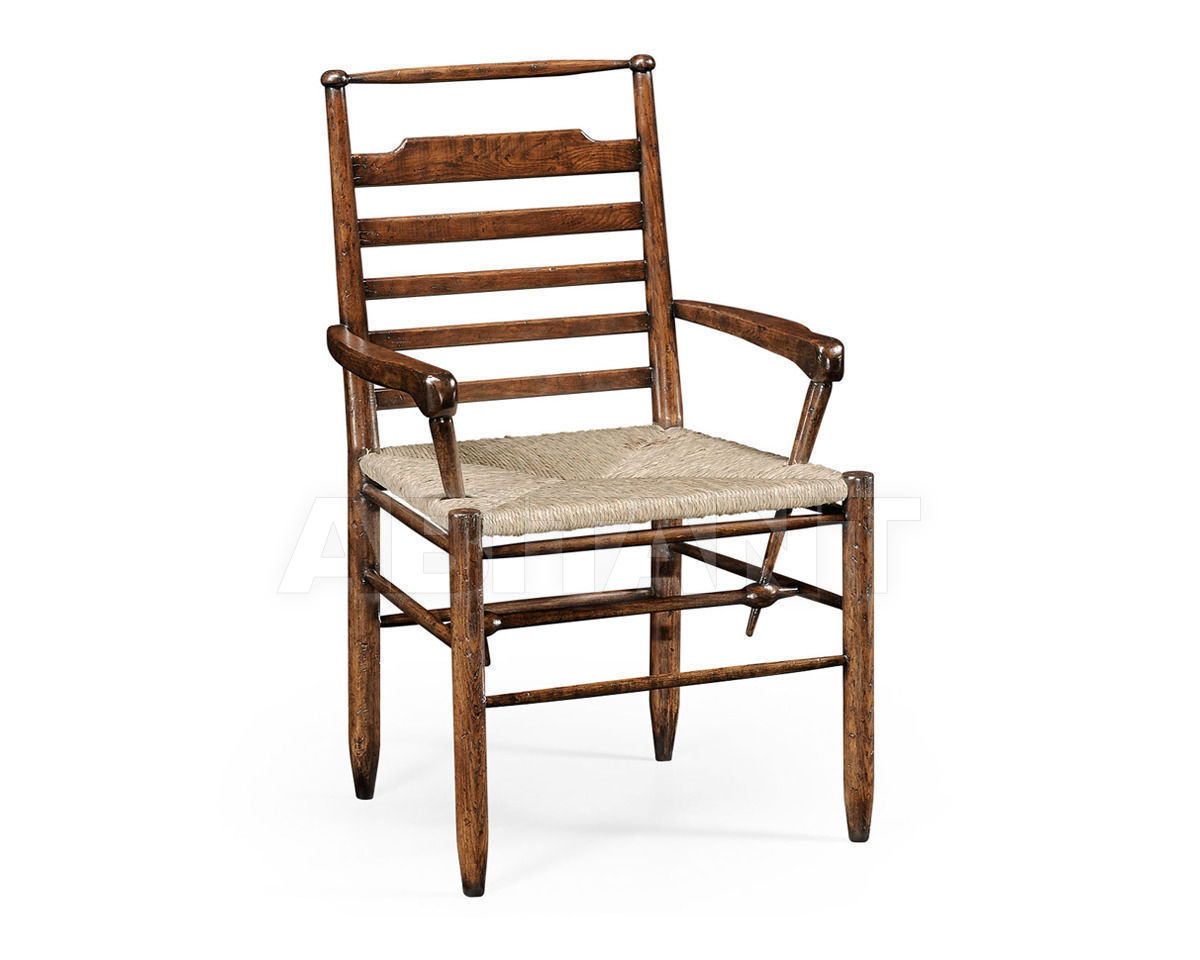 Купить Стул с подлокотниками Jonathan Charles Fine Furniture Tudor Oak 494218-AC-TDO