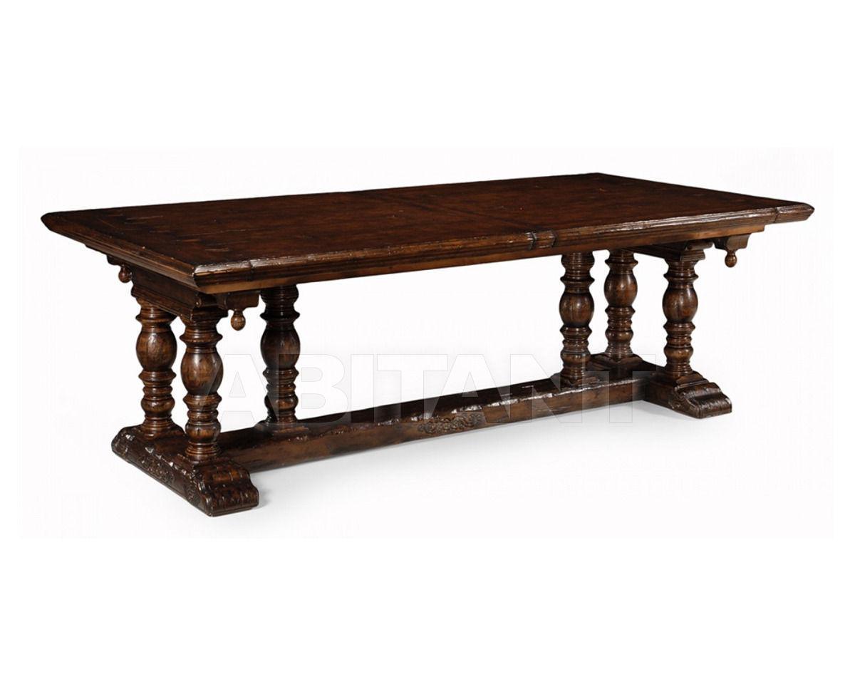 Купить Стол обеденный Elizabethan Jonathan Charles Fine Furniture Tudor Oak 493379-91L-TDO