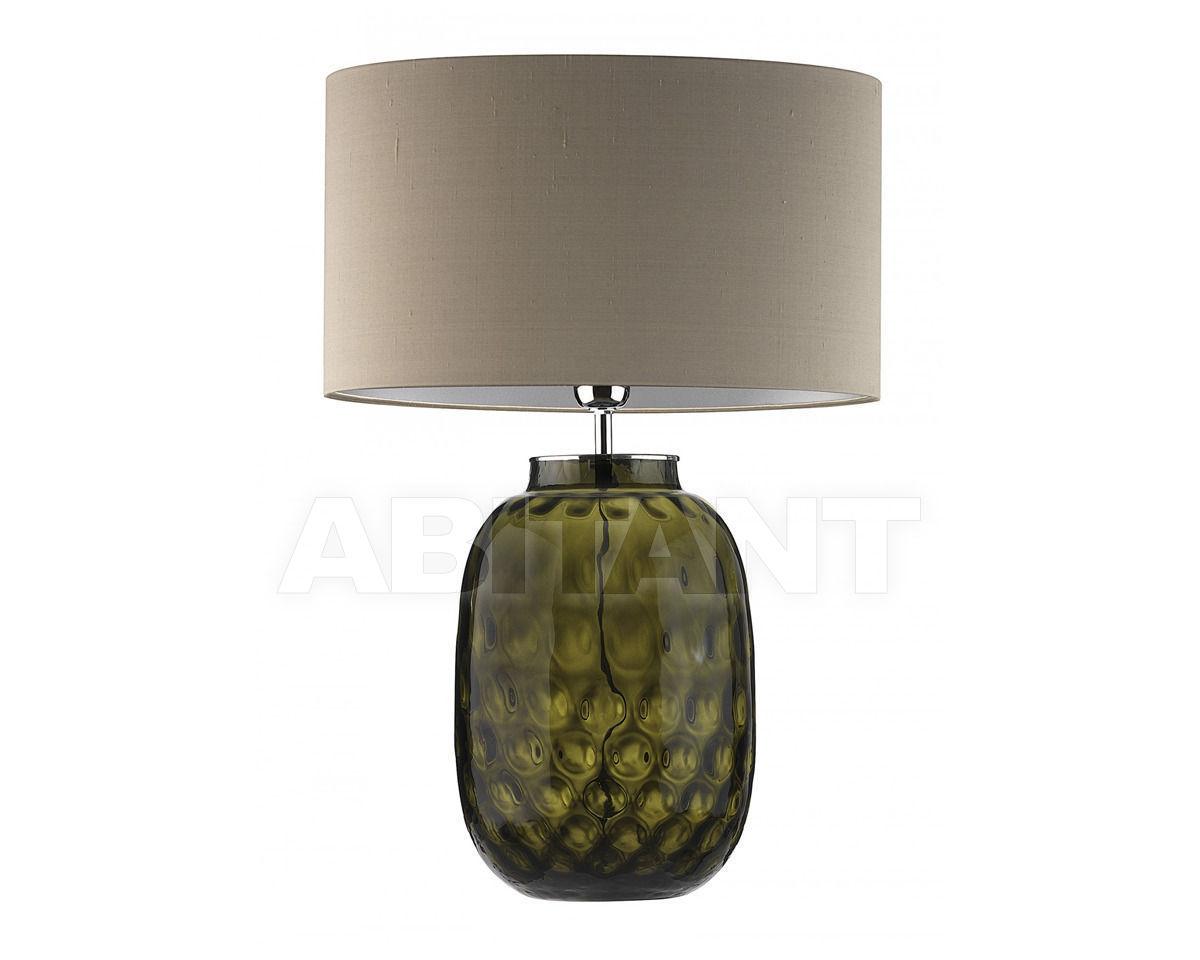 Купить Лампа настольная Bubble Heathfield Signature TL-BUBB-CHRO-OLIV