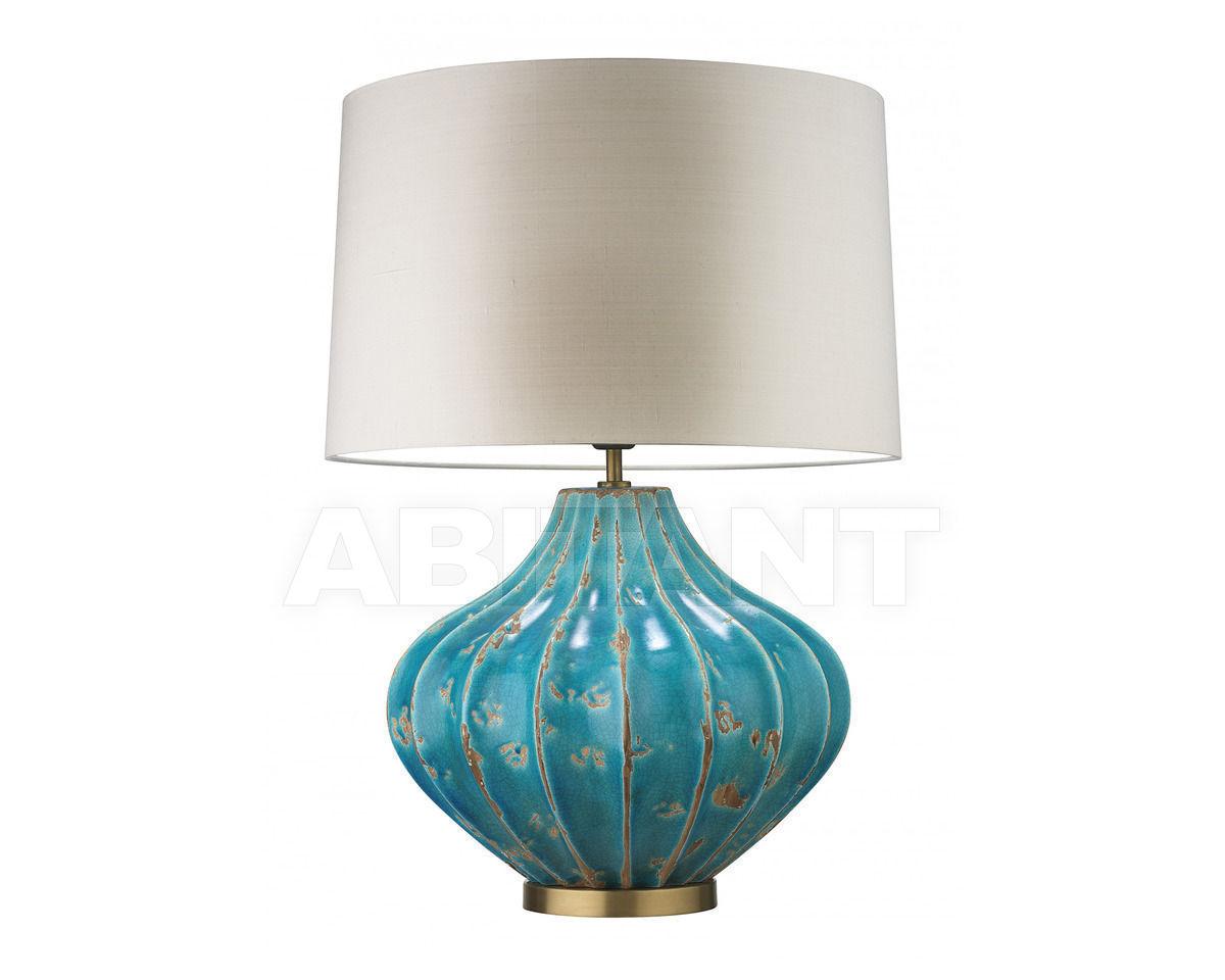 Купить Лампа настольная Mallory Heathfield Signature TL-MALL-ABRS-TURQ