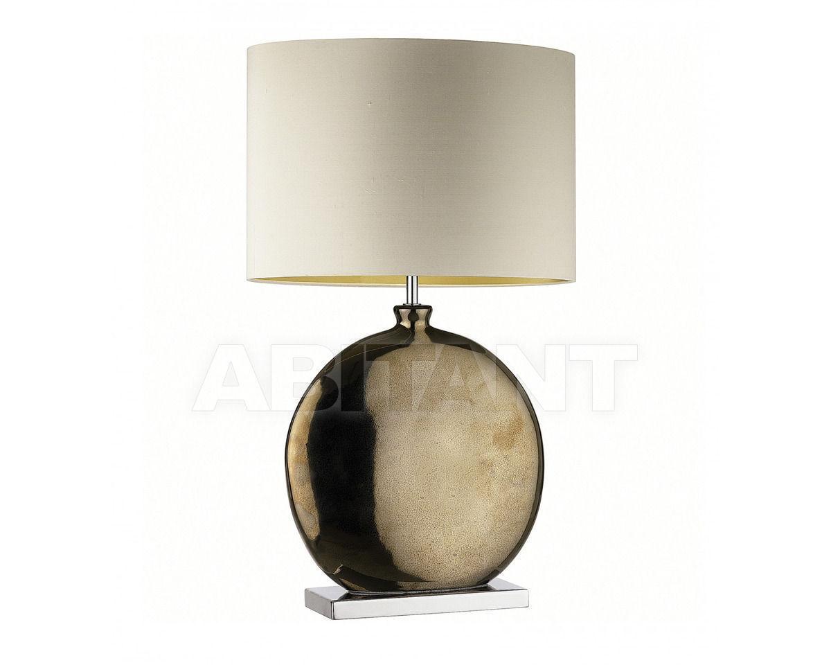 Купить Лампа настольная Heathfield Signature TL-VALC-CHRO-BRNZ-MED
