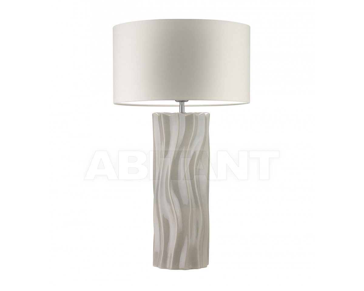 Купить Лампа настольная Heathfield Signature TL-WILL-CHRO-MIST-MED