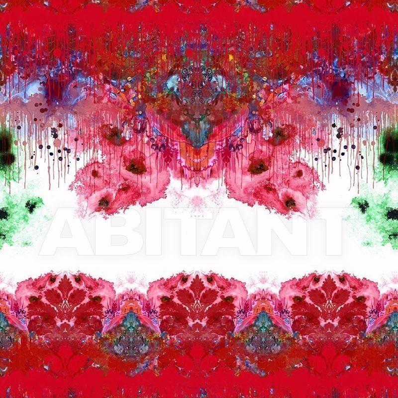 Купить Портьерная, обивочная ткань OMNI DRIPS - ORIGINAL Timorous beasties Rorschach DIGI/OMD/1297/01