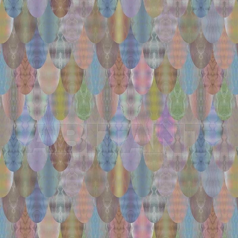Купить Портьерная, обивочная ткань PANGOLIN VELVET - ORIGINAL Timorous beasties Rogues DIGI/PAN/CVF/01