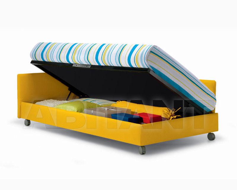 Купить Кровать детская Golf 115 Oggioni Letti Dinamici  I Letti Singoli 115
