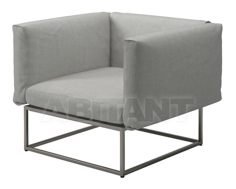 Купить Кресло для террасы Gloster Furniture Limited Cloud 6051 SG