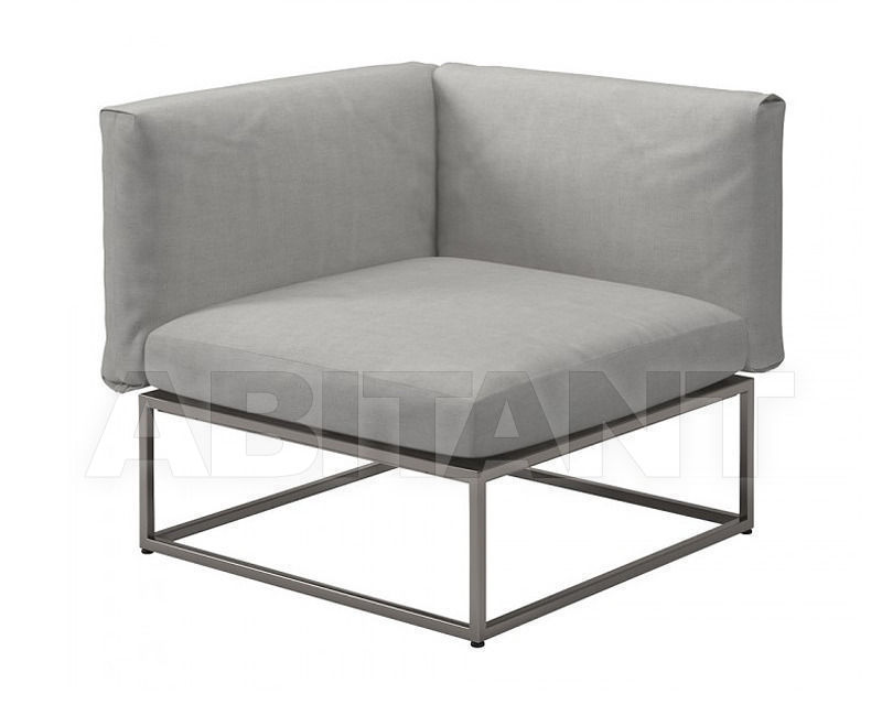 Купить Кресло для террасы Gloster Furniture Limited Cloud 6052 SG
