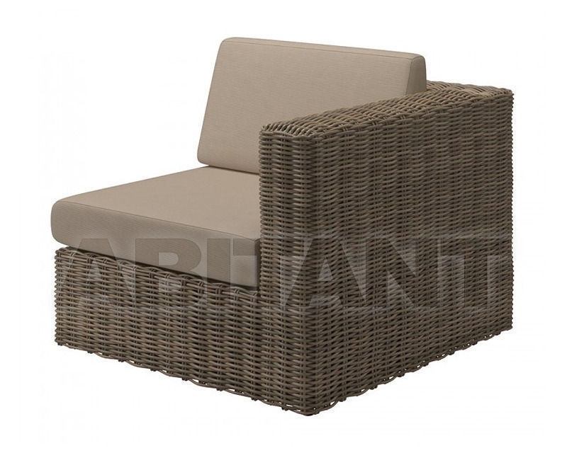 Купить Кресло для террасы Gloster Furniture Limited Havana Modular 441A WCM
