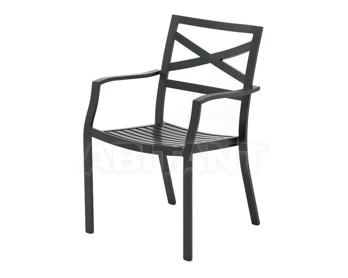 Купить Стул с подлокотниками Gloster Furniture Limited Roma 2700G