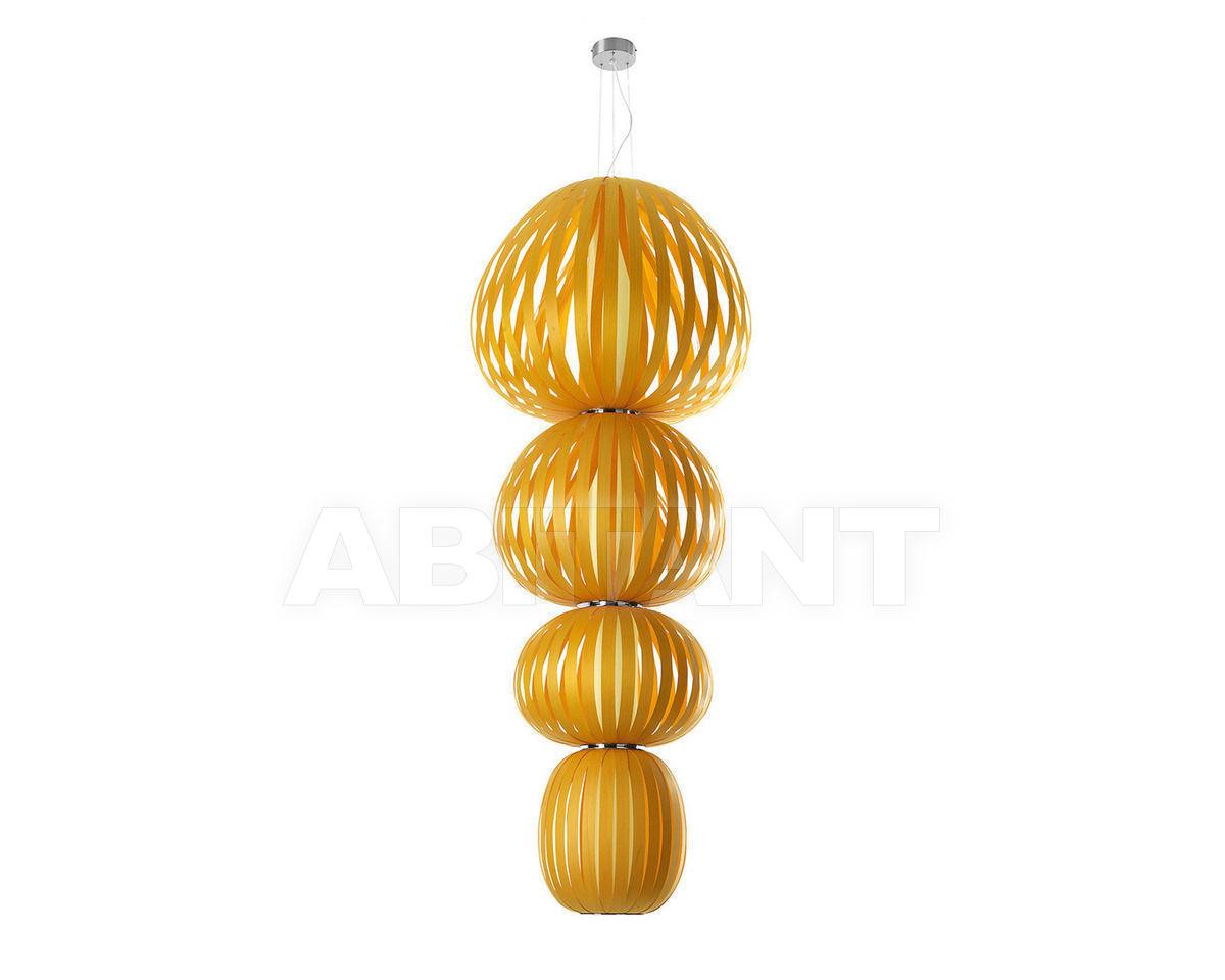 Купить Люстра Totem LZF 2015 TOT4 S 24 Yellow