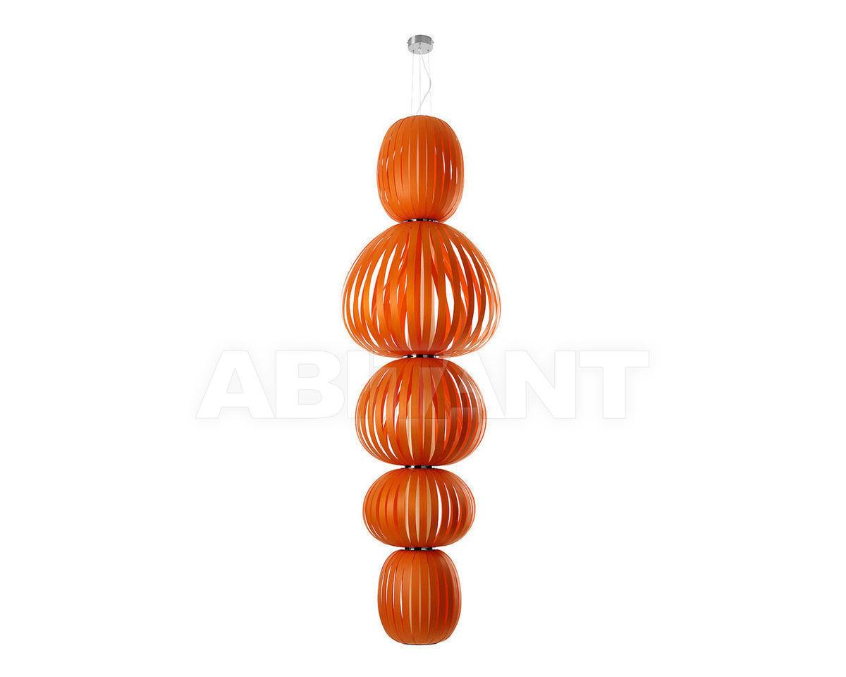 Купить Люстра Totem LZF 2015 TOT5 S 25 Orange