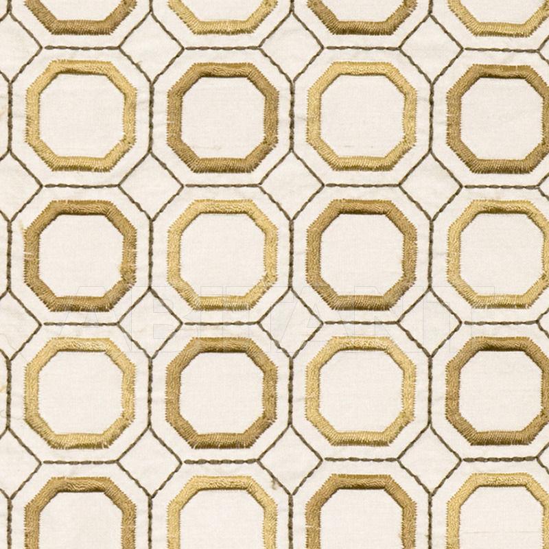 Купить Портьерная, обивочная ткань Broderick Natural Fabricut Silk Nuances 3548903