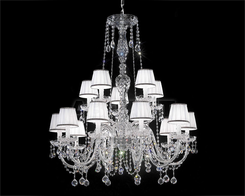 Купить Люстра OR Illuminazione s.r.l.  Canova 468/10+5 PA CR ASF