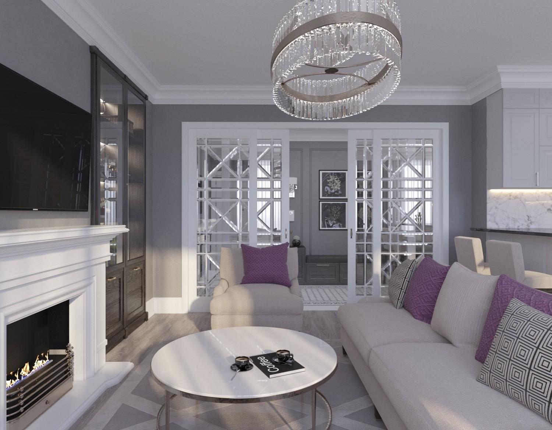 423f5b4f33fd7 Проект квартиры в центре Санкт-Петербурга. Abitant Москва